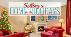 How to sell a home for the holidays staging guide
