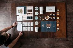 "FullFill  |   http://fullfillisme.com""Koultoura is the pioneer of modern stand alone coffee shops in West Jakarta, and seeks to capture #branding #print #wood #identity #layout"