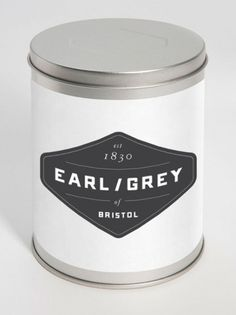 design work life » cataloging inspiration daily #earl #can #tea #gray