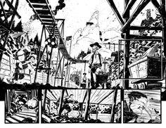 Indestructible Hulk #12 page 14 15 by MatteoScalera