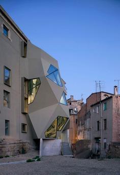ADD+ Arquitectura: Manresa City Hall | Sgustok Design