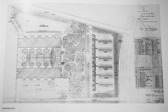Virginia_Duran_Blog_La Jolla Kahn Plan #plan #site #kahn #salk #architecture #louis #institute