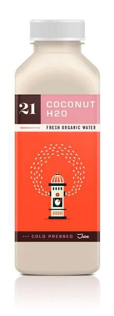 Kaffe 1668 Juice #packaging #typography