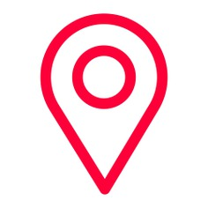 See more icon inspiration related to pin, maps and location, map pointer, map point, map location, placeholder, interface and signs on Flaticon.