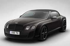 Design You Trust #bently #car #black