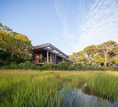 Marsh House on Chappaquiddick Island, Massachusetts 1