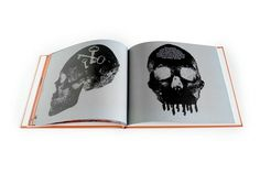 Book of Keys - kevincraftdesign #design #graphic #book #key #skull