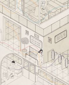 Harriet Lee-Merrion, Illustration