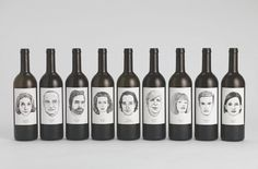 Jung von Matt | Ideas #packaging #oggau #jung #matt #label #wine #gut #von
