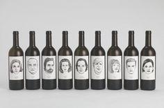 Jung von Matt | Ideas #packaging #oggau #jung #matt #label #wine #gut #von