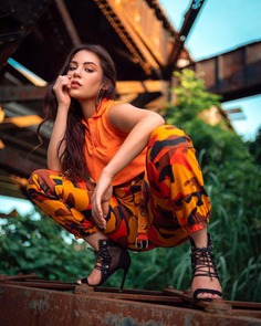 Vibrant Fashion and Street Style Photography by Ron Hautau