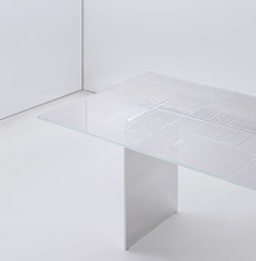 Grout Table by Alex Brokamp