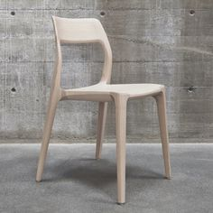 November Chair by Veryday #chair #minimal #wooden
