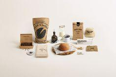 Branding #coffee #logo #branding