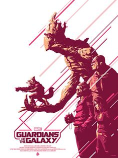 guardian of the galaxy #poster