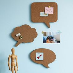 Talk Corkboards #tech #flow #gadget #gift #ideas #cool