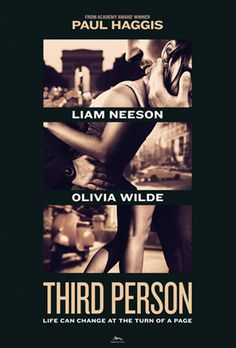 Third Person - 1 sheet