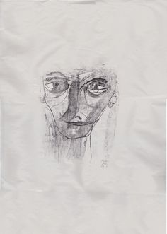 © juliapeintner.com face (1) #monoprint