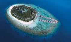 Outrigger Konotta Maldives Resort #GaafuDhaaluAtoll #Maldives
