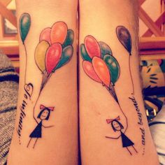 40+ Creative Best Friend Tattoos #friend #tattoos #best