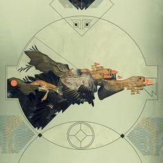 BRETT JOHNSON - MOVE POWER #illustration