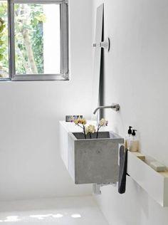 设计追踪:室内设计|仿古浴室 #interior design #decoration #decor #deco