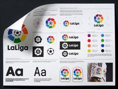 la liga branding