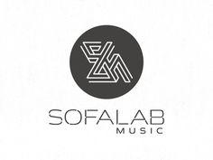 logo mark for Sofa Lab Music