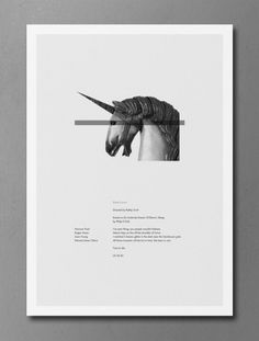 Swiss Cheese and Bullets — Blade Runner poster by Daniel Gray #unicorn #quote #blade #runner #minimal #poster #film