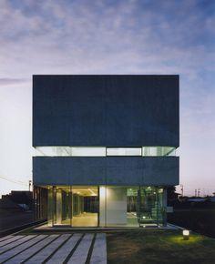 Brutalist concrete and glass building. #brutalism #design #architecture
