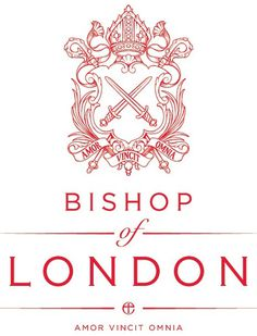 Bishop of London #crest