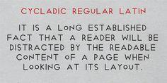 Cycladic Fonts by TEKNIKE » Fontspring - (Regular Latin) - #cycladic #typeface #font #kikis #teknike