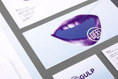 Identity Design Showcase #branding #modern #color #bold #identity