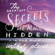 secrets #inspiration #creative #lettering #design #quotes #beautiful #hand #typography