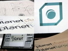 Planet on the Behance Network #suizopop #panet #process