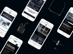 Braun Sicherheitsdienste — Südsolutions Apps, App, Website, Responsive Design, Digital, Iphone, Security