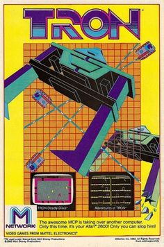Tron | Flickr - Photo Sharing! #1982 #tron
