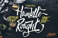 40 Best Big, Poster Fonts of 2017 | Design Shack