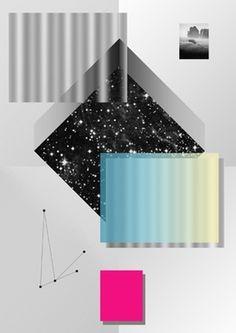 Chris Seddon Illustration Design #collage