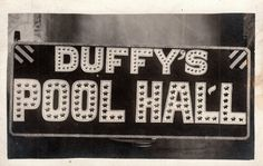 Dull Tool Dim Bulb #white #sign #black #vintage #and