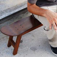 Nollie Flip Stool #gadget