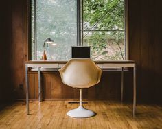 Simple desk #desk #workspace