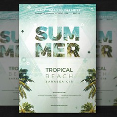 Summer party flyer Free Psd. See more inspiration related to Brochure, Flyer, Poster, Mockup, Tree, Music, Party, Cover, Summer, Template, Beach, Sea, Brochure template, Sun, Party poster, Leaflet, Dance, Celebration, Tropical, Festival, Holiday, Event, Flyer template, Stationery, Mock up, Poster template, Party flyer, Booklet, Document, Fun, Palm, Vacation, Page, Fresh, Sunshine, Cool, Season, Heat, Mock, Summertime and Seasonal on Freepik.