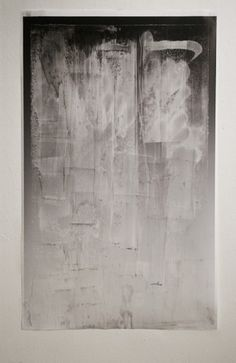 Buamai - Artie Vierkant // - #paint #black and white #art