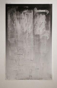 Buamai - Artie Vierkant // - #paint #white #black #and