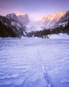 Mountain Photography by Alex Burke