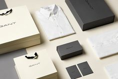 Gant by Essen International #packaging #box
