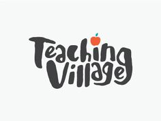 Teaching Village Type #apple #village