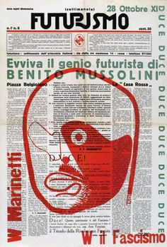 All sizes | History Italian Graphic Design | Flickr - Photo Sharing! #futurism #editorial #typography