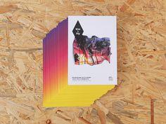 Mathieu Hubert | Direction Artistique ¬ Graphisme #gradient #foto #magazin